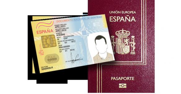 Telefono de Pasaporte