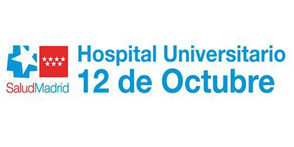 Teléfono de Hospital 12 de Octubre