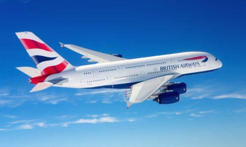 british airways teléfono gratuito